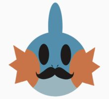 Gentlemen- Mudkip by zipperchan