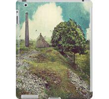 Magpie Mine Derbyshire. iPad Case/Skin