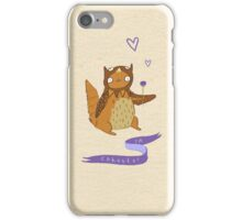 In Cahoots iPhone Case/Skin