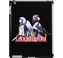 Kanade and Yuri iPad Case/Skin