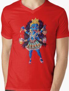 Party Girl Kali Mens V-Neck T-Shirt
