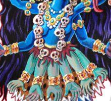 Party Girl Kali Sticker