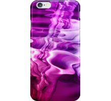 saxophone - purple iPhone Case/Skin