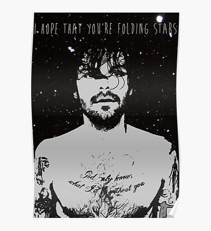 Folding Stars Poster