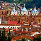 Cuenca Overlook-Cuenca, Ecuador by Paul Wolf