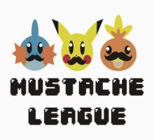 Mustache League by zipperchan