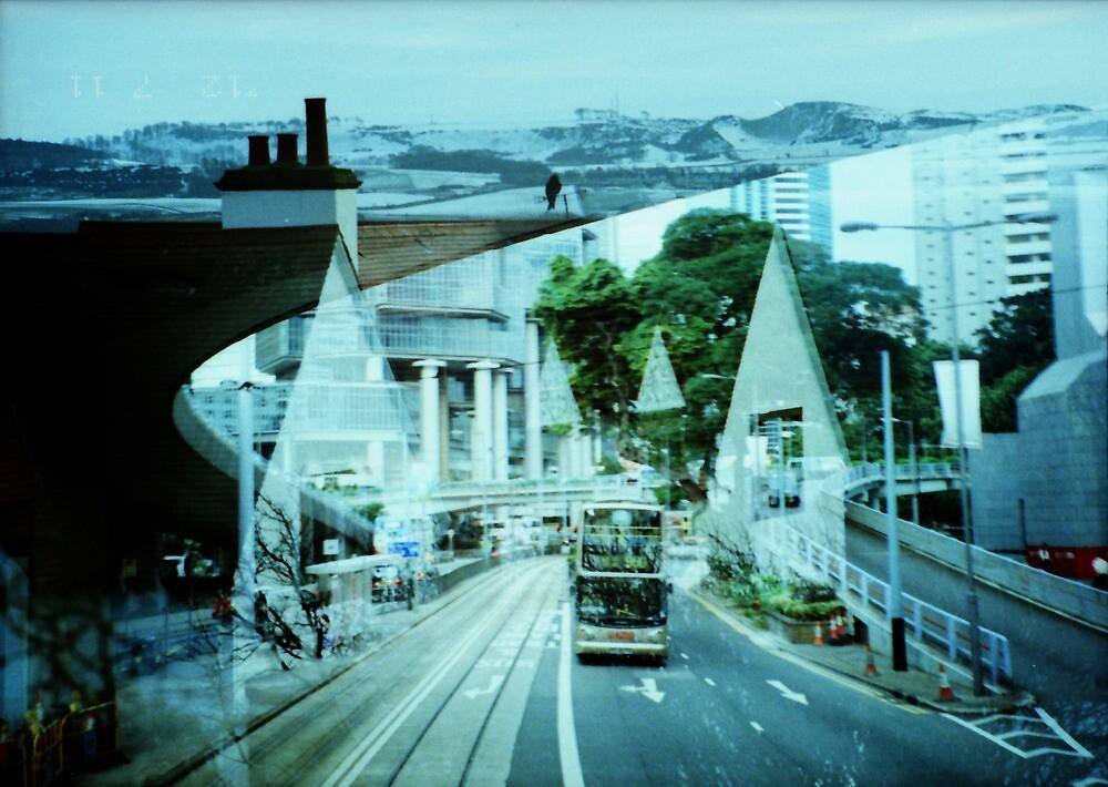 Film Swap 2, Hong Kong/Scotland 24 by Mandy Kerr