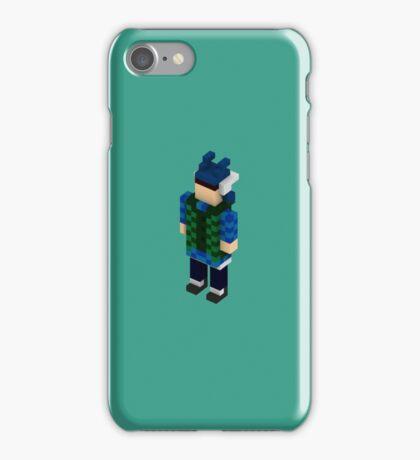 Willy - Minecraft iPhone Case/Skin