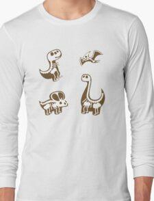 Fossils Long Sleeve T-Shirt