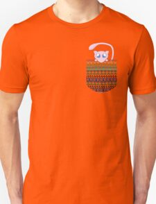 Pokemon Mew in a Pocket T-Shirt