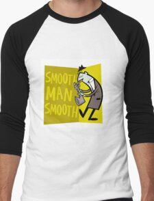 Smooth Man Smooth Men's Baseball ¾ T-Shirt