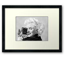 Marilyn Monroe # 1 Framed Print
