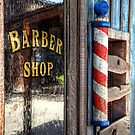 Barber Shop by Eddie Yerkish