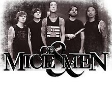 Of Mice And Men Band by marebear141