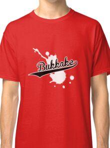 Bukkake splash Classic T-Shirt