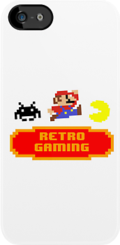 Retro Gaming by revnandi