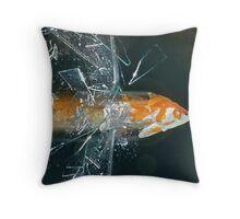 High Speed Throw Pillow