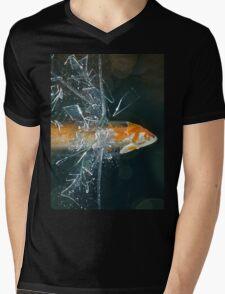 High Speed Mens V-Neck T-Shirt