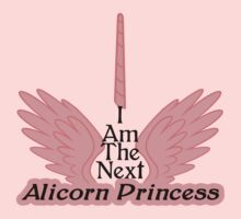 I Am the Next Alicorn Princess (MLP:FiM) by pixel-pie-pro