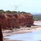 Ardrossan Cliffs. by R-Summers