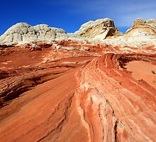 White Pocket Arizona by Bob Christopher