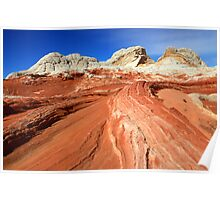 White Pocket Arizona Poster