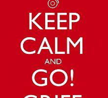 Go! Griff by DeadBird