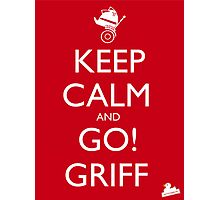 Go! Griff Photographic Print