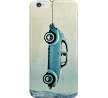Water landing iPhone Case/Skin