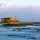 Fishing Pier by lisapowell