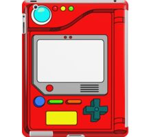 Get your own PokeDex! iPad Case/Skin