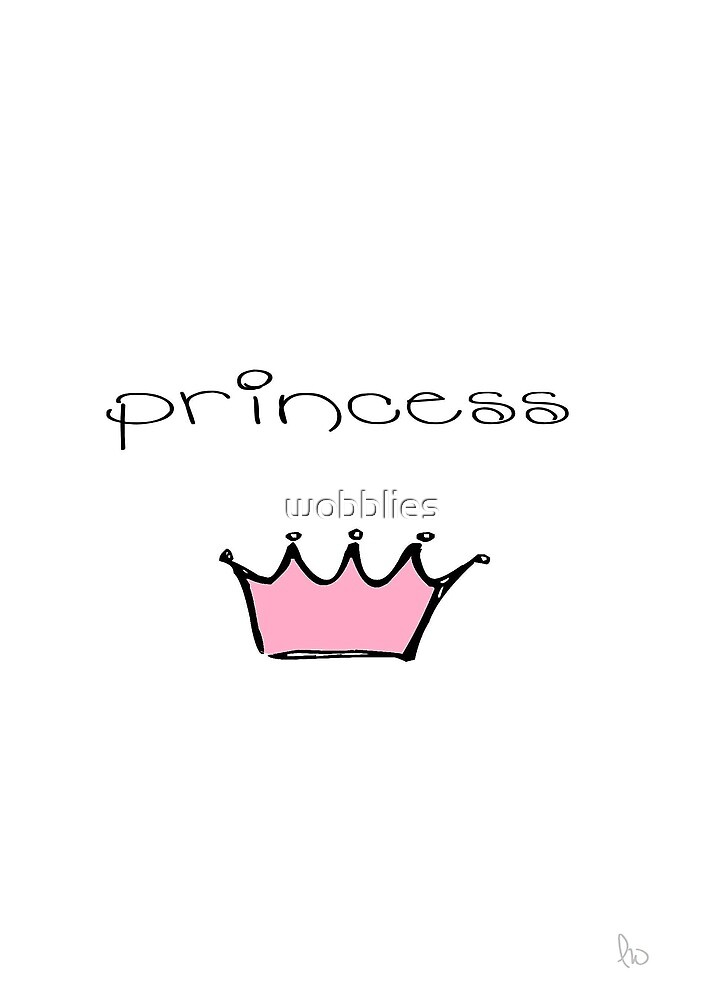 little wobblies princess by wobblies