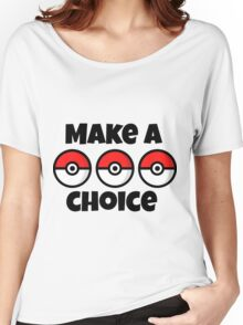 Pokemon Women's Relaxed Fit T-Shirt