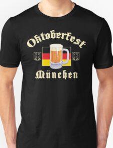 Oktoberfest Munchen Unisex T-Shirt