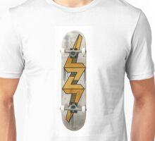 Escher bolt skate deck Unisex T-Shirt