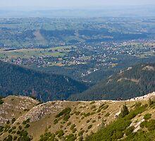 High Tatra in Slovakia by Balint Takacs