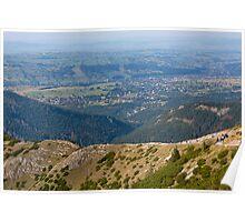 High Tatra in Slovakia Poster