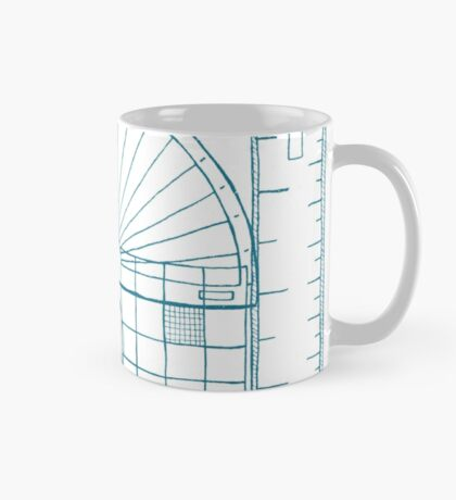 Math & Science Tools 3 Mug