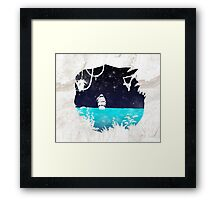 Discovering the Jungle Framed Print