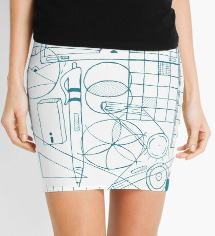 Math & Science Tools 3 Mini Skirt