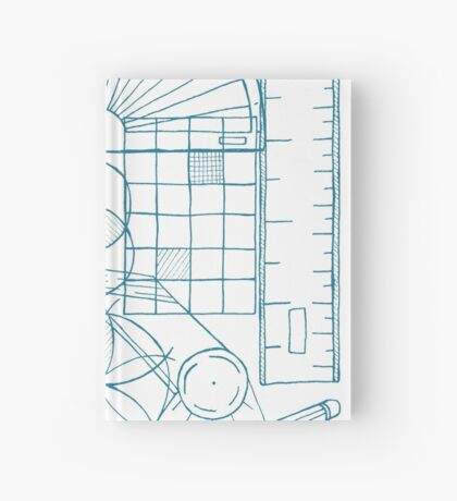 Math & Science Tools 3 Hardcover Journal