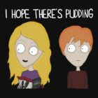 HP – I hope there's pudding by FanDope