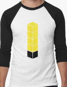 Tower of Pimps Men's Baseball ¾ T-Shirt