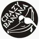 Crazy Banana - Black & White by illicitsnow