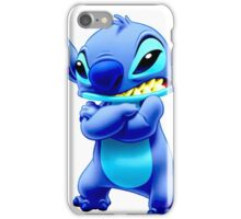 Angry Stitch iPhone Case/Skin