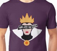 God save the Evil Queen Unisex T-Shirt