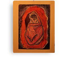 """Power of Love. by Andrzej Goszcz. Author:  Andrzej Goszcz , nickname """" Brown Sugar"""" Canvas Print"""
