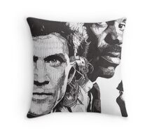 Lethal Weapon Throw Pillow