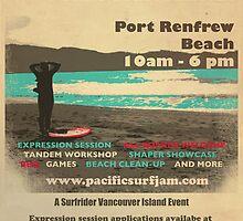 Pacific Coast Surf Jam by AmandaMunsell