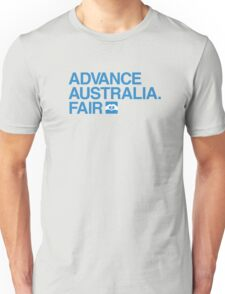 Advance Australia. Fair. T-Shirt